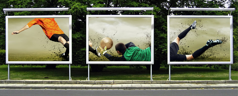 Outdoor Billboard Reklam